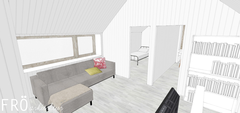 Nybyggnad – frÖ arkitektur