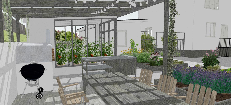 FunkisträdgÃ¥rd med 6 rum & kök – frÖ arkitektur